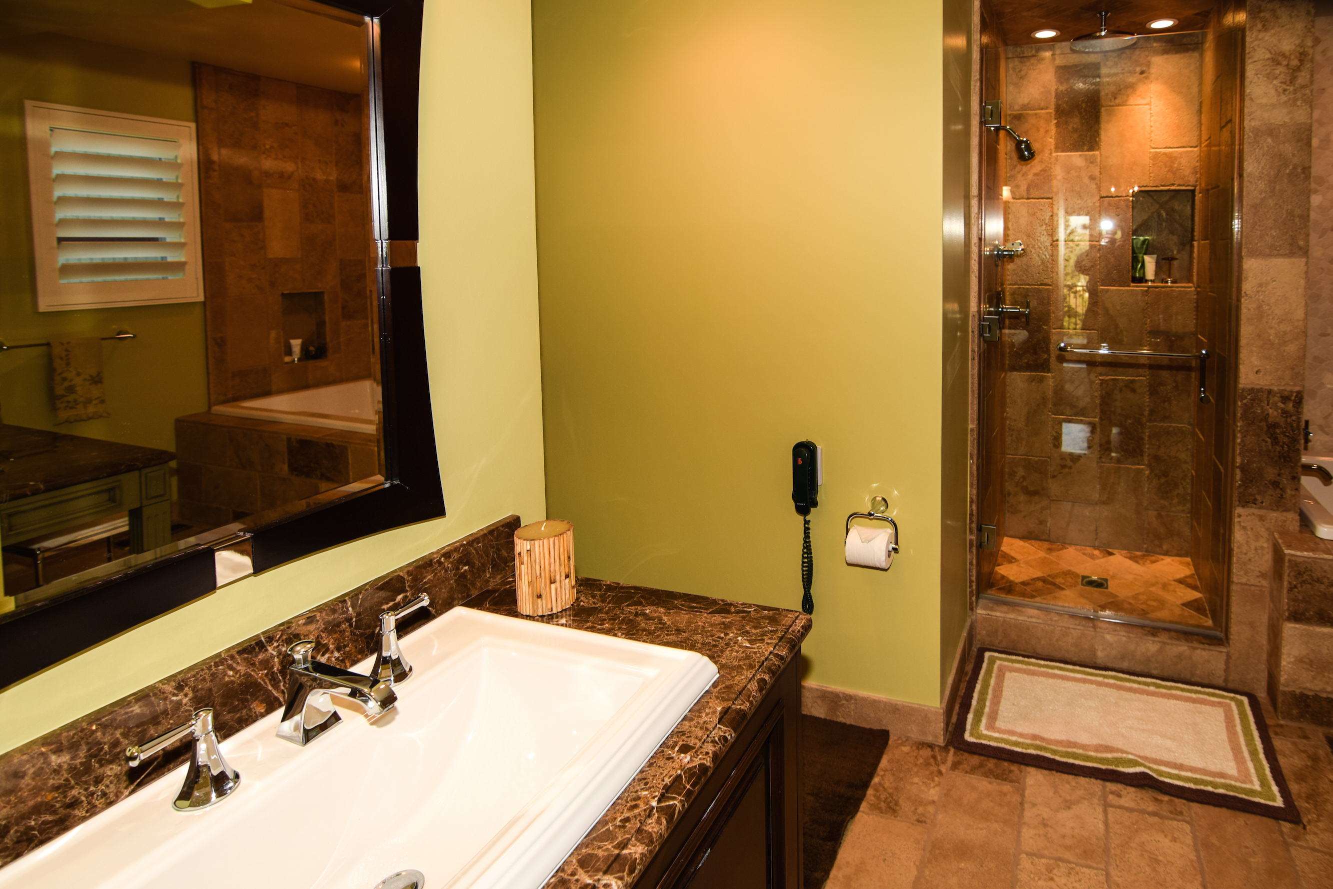 the parkinson group lake arrowhead real estate master bathroom view 3